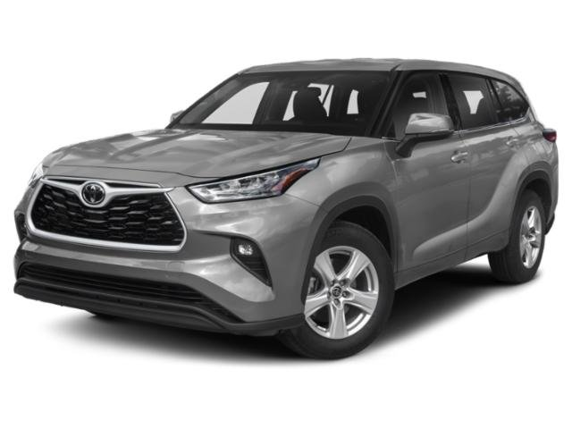New 2020 Toyota Highlander in Bossier City, LA