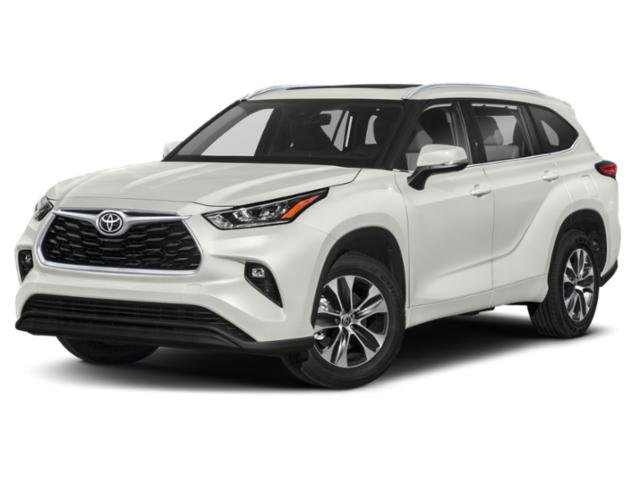 New 2020 Toyota Highlander in Muskogee, OK