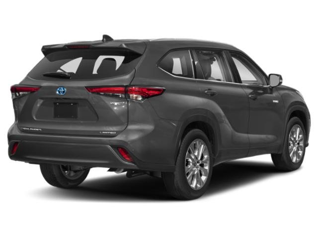 New 2020 Toyota Highlander Hybrid in Albany, CA