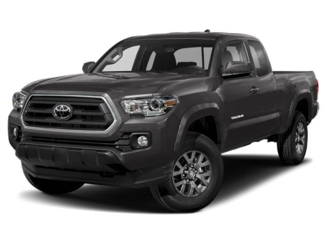 2020 Toyota Tacoma SR5 SR5 Access Cab 6′ Bed V6 AT Regular Unleaded V-6 3.5 L/211 [4]