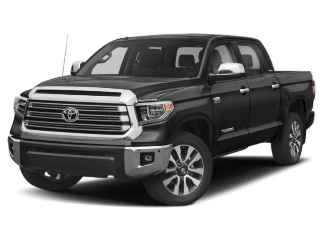 2020 Toyota Tundra Limited 4WD CrewMax Short Bed 5.5