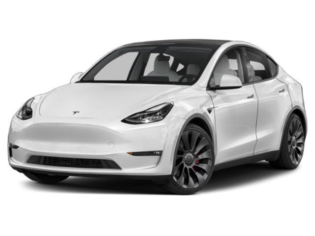 2020 Tesla Model Y Long Range Electric Motor All Wheel Drive Power Steering ABS 4-Wheel Disc Br