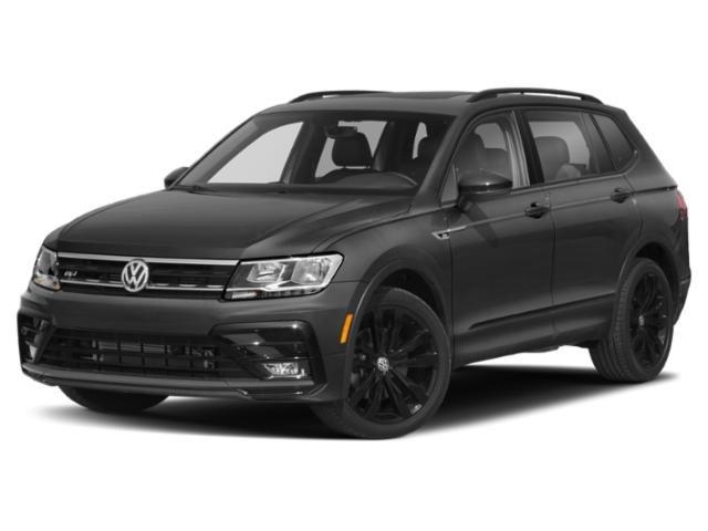 2020 Volkswagen Tiguan 2.0T  Intercooled Turbo Regular Unleaded I-4 2.0 L/121 [12]