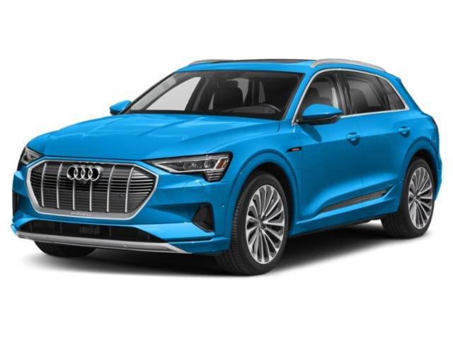 2021 Audi e-tron PREMIUM PLUS Electric Motor All Wheel Drive Air Suspension Active Suspension P