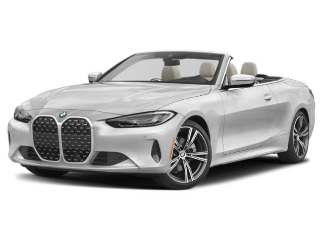 2021 BMW 4 Series 430i 430i Convertible Intercooled Turbo Premium Unleaded I-4 2.0 L/122 [9]