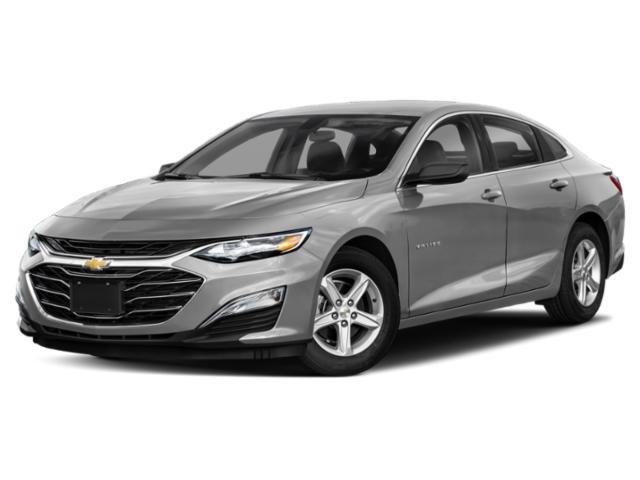 2021 Chevrolet Malibu LS 4dr Sdn LS w/1LS Turbocharged Gas I4 1.5L/91 [4]