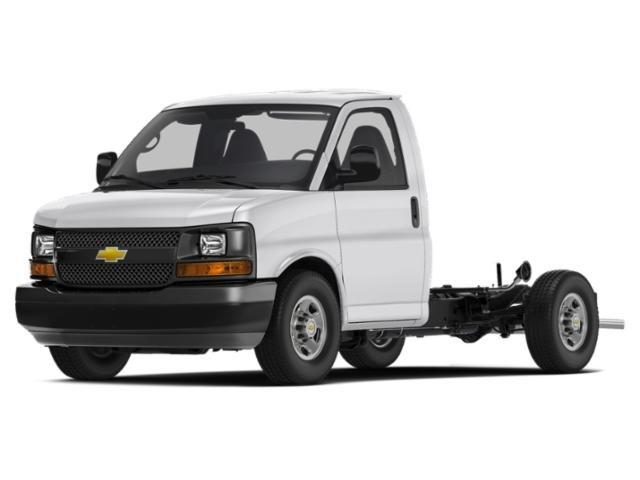 """2021 Chevrolet Express Commercial Cutaway 4500 Van 177"""" Gas V8 6.6L/ [0]"""