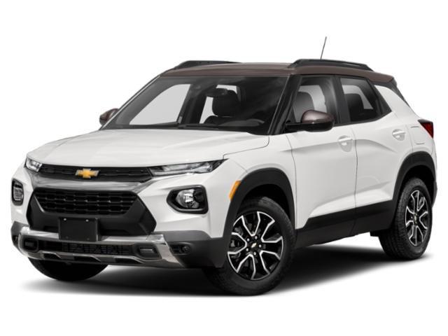 2021 Chevrolet Trailblazer ACTIV AWD 4dr ACTIV Gas I3 1.3L/ [5]