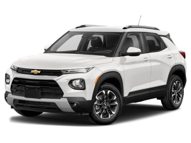 2021 Chevrolet Trailblazer LT FWD 4dr LT Gas I3 1.2L/ [0]