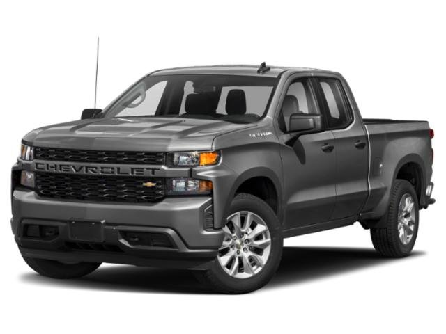 2021 Chevrolet Silverado 1500 Work Truck 2WD Double Cab 147″ Work Truck Gas V8 5.3L/325 [19]