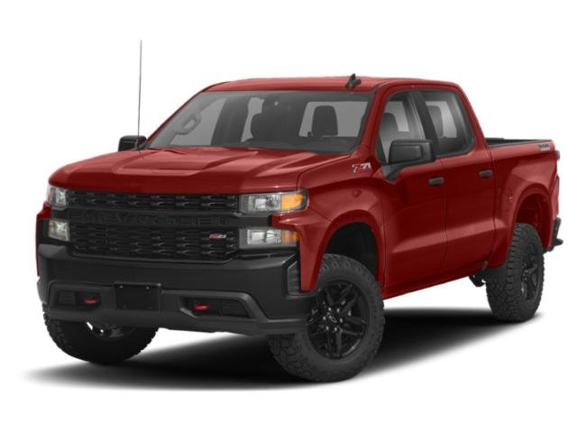 2021 Chevrolet Silverado 1500 LT Trail Boss 4WD Crew Cab 147″ LT Trail Boss Gas V8 5.3L/325 [13]