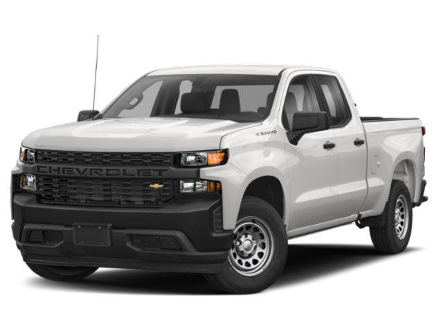 2021 Chevrolet Silverado 1500 Work Truck 2WD Double Cab 147″ Work Truck Gas V6 4.3L/262 [0]