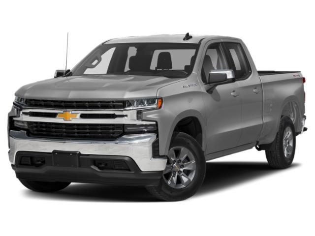 "2021 Chevrolet Silverado 1500 LT 4WD Double Cab 147"" LT w/1LT Gas V8 5.3L/325 [4]"