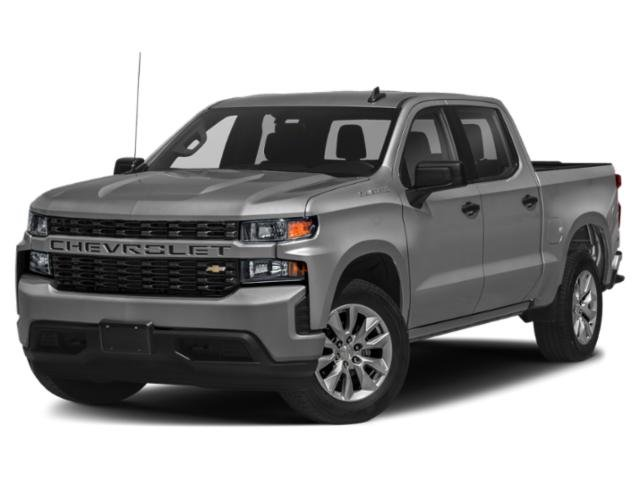 "2021 Chevrolet Silverado 1500 CUSTOM 4WD Crew Cab 147"" Custom Gas V8 5.3L/325 [10]"