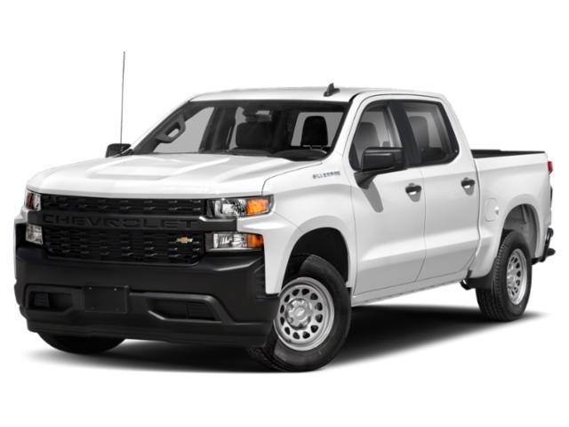 "2021 Chevrolet Silverado 1500 Work Truck 2WD Crew Cab 157"" Work Truck Gas V6 4.3L/262 [0]"