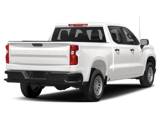 "2021 Chevrolet Silverado 1500 RST 4WD Crew Cab 157"" RST Gas V8 5.3L/325 [12]"
