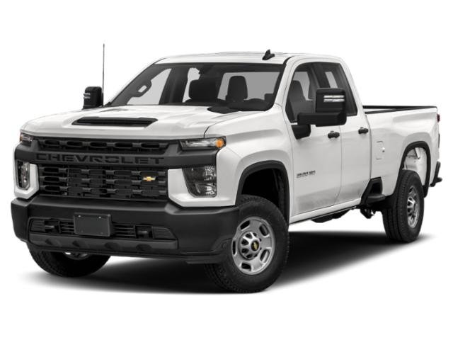 "2021 Chevrolet Silverado 2500HD Work Truck 2WD Double Cab 162"" Work Truck Gas V8 6.6L/400 [12]"