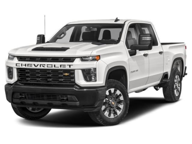 2021 Chevrolet Silverado 2500HD LT 4WD Crew Cab 159″ LT Turbocharged Diesel V8 6.6L/403 [9]