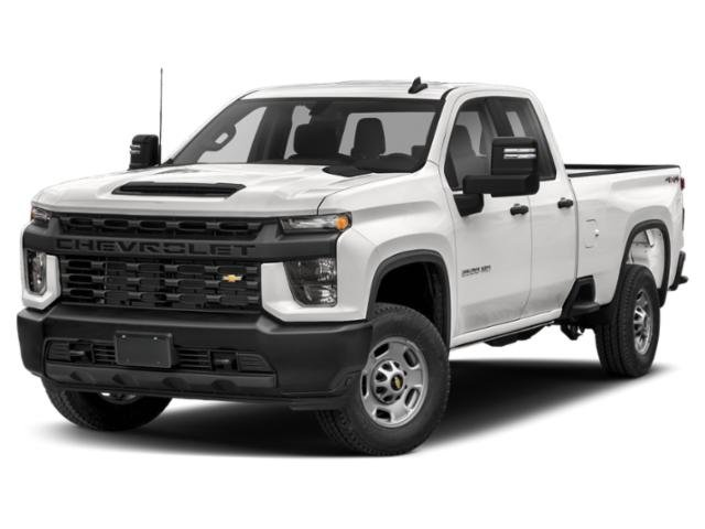 "2021 Chevrolet Silverado 2500HD Work Truck 2WD Double Cab 162"" Work Truck Gas V8 6.6L/400 [7]"