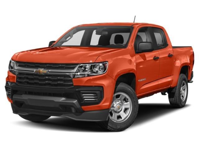 "2021 Chevrolet Colorado 4WD Z71 4WD Crew Cab 128"" Z71 Diesel I4 2.8L/ [3]"