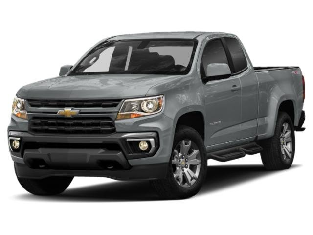 2021 Chevrolet Colorado 2WD Work Truck 2WD Ext Cab 128″ Work Truck Gas V6 3.6L/ [0]