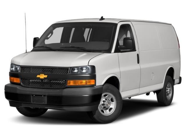 """2021 Chevrolet Express Cargo Van RWD 2500 135"""" Gas V6 4.3L/ [1]"""