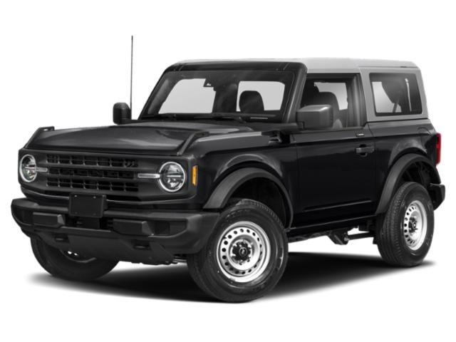 2021 Ford Bronco Badlands Badlands 2 Door Advanced 4x4 Intercooled Turbo Regular Unleaded I-4 2.3 L/140 [0]