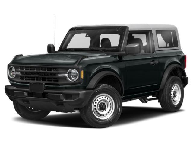 2021 Ford Bronco WILDTRACK  Intercooled Turbo Regular Unleaded V-6 2.7 L/164 [11]