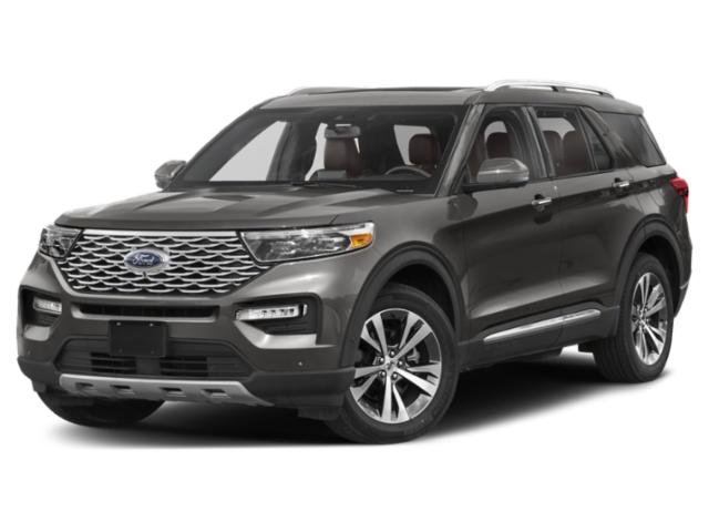 2021 Ford Explorer Platinum Platinum 4WD Gas/Electric V-6 3.3 L/204 [4]