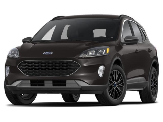 2021 Ford Escape Titanium Plug-In Hybrid Titanium Plug-In Hybrid FWD Gas/Electric I-4 2.5 L/152 [3]