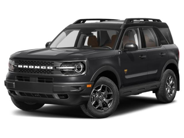 2021 Ford Bronco Sport Outer Banks Outer Banks 4x4 Intercooled Turbo Premium Unleaded I-3 1.5 L/91 [10]