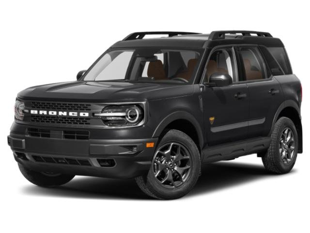 2021 Ford Bronco Sport Big Bend Big Bend 4x4 Intercooled Turbo Premium Unleaded I-3 1.5 L/91 [10]