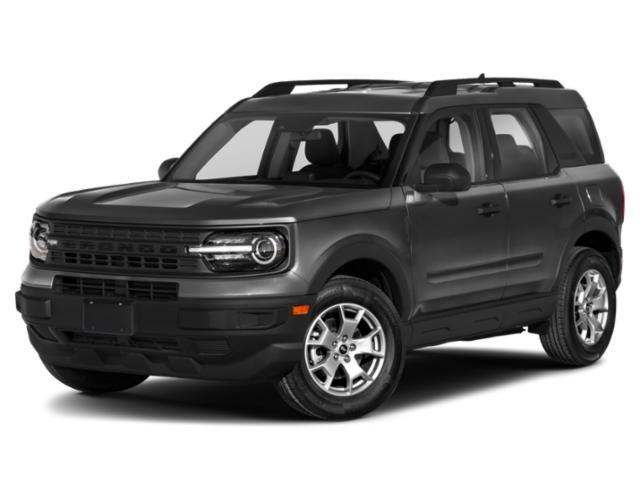 2021 Ford Bronco Sport Base Base 4x4 Intercooled Turbo Premium Unleaded I-3 1.5 L/91 [4]