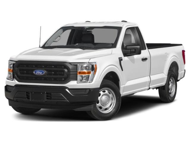 2021 Ford F-150 XL  Regular Unleaded V-6 3.3 L/204 [8]