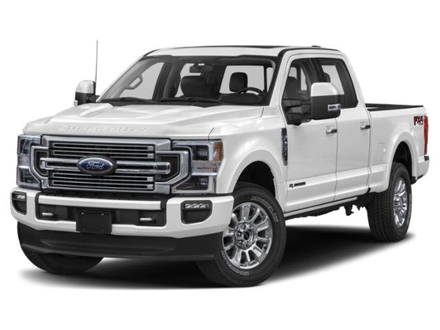 2021 Ford Super Duty F-250 SRW LARIAT TMR  Intercooled Turbo Diesel V-8 6.7 L/406 [7]