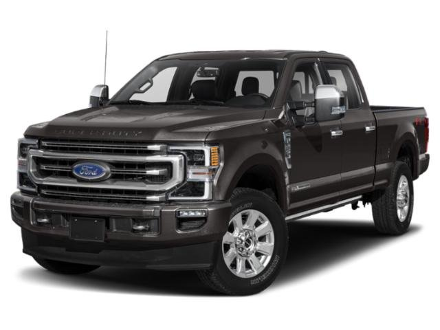 2021 Ford Super Duty F-250 SRW Platinum  Intercooled Turbo Diesel V-8 6.7 L/406 [2]