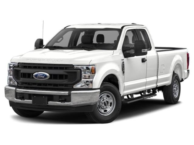 2021 Ford Super Duty F-250 SRW XL  6.2L 2-VALVE SOHC EFI NA V8 FLEX-FUEL  (STD) [1]
