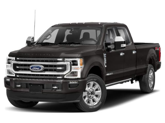 2021 Ford Super Duty F-350 DRW Platinum Platinum 4WD Crew Cab 8' Box Intercooled Turbo Diesel V-8 6.7 L/406 [9]