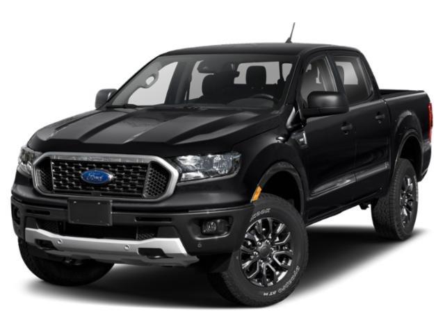 2021 Ford Ranger LARIAT LARIAT 4WD SuperCrew 5' Box Intercooled Turbo Regular Unleaded I-4 2.3 L/140 [1]