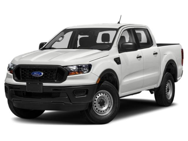 2021 Ford Ranger XL XL 2WD SuperCrew 5' Box Intercooled Turbo Regular Unleaded I-4 2.3 L/140 [10]