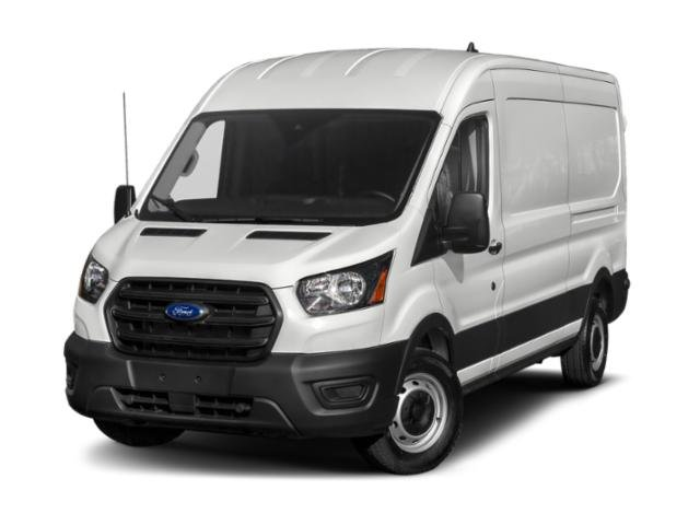 "2021 Ford Transit Cargo Van XL T-350 148"" EL Hi Rf 9500 GVWR RWD Twin Turbo Premium Unleaded V-6 3.5 L/213 [1]"