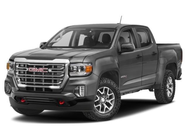 "2021 GMC Canyon 4WD AT4 w/Cloth 4WD Crew Cab 128"" AT4 w/Cloth Gas V6 3.6L/222 [1]"