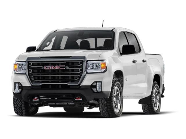 """2021 GMC Canyon 4WD AT4 w/Leather 4WD Crew Cab 128"""" AT4 w/Leather Turbocharged Diesel I4 2.8L/169 [14]"""