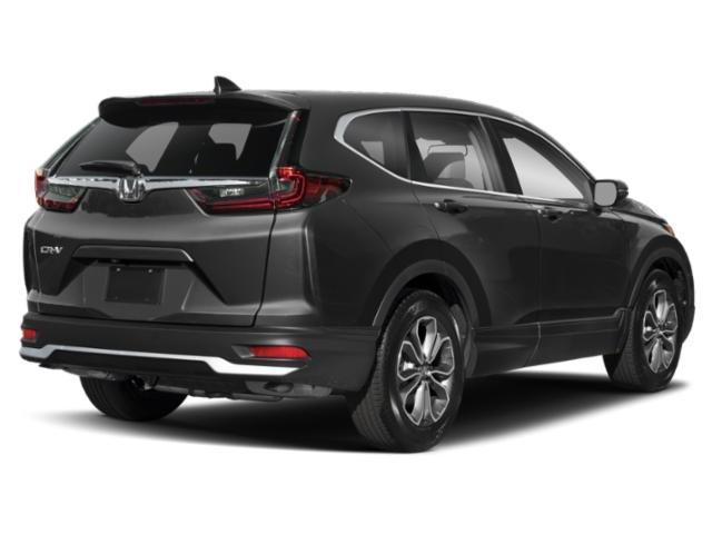 New 2021 Honda CR-V in Coos Bay, OR