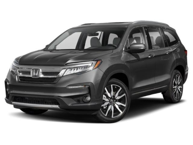 2021 Honda Pilot at Victory Automotive Group