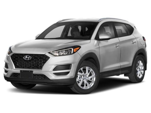2021 Hyundai Tucson Essential Essential FWD Regular Unleaded I-4 2.0 L/122 [4]