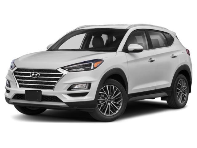 2021 Hyundai Tucson Limited Limited FWD Regular Unleaded I-4 2.4 L/144 [1]