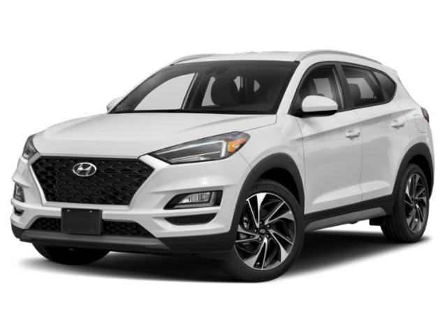 2021 Hyundai Tucson Sport Sport FWD Regular Unleaded I-4 2.4 L/144 [11]