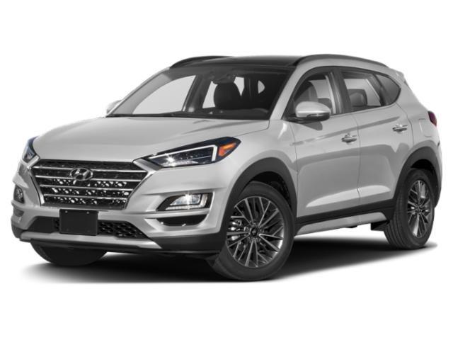 2021 Hyundai Tucson Ultimate Ultimate FWD Regular Unleaded I-4 2.4 L/144 [2]