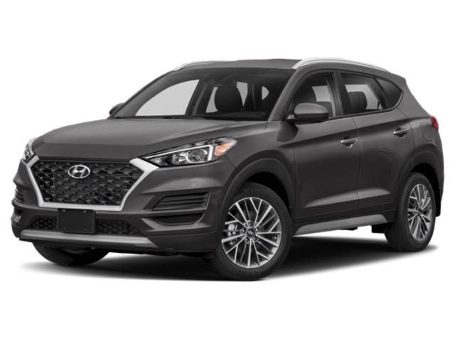 2021 Hyundai Tucson SEL SEL FWD Regular Unleaded I-4 2.4 L/144 [8]